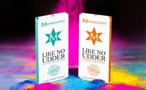 Montezuma's décline le chocolat sans lactose.
