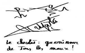 Autographe de la Championne d'Escrime SANGITA TRIPATHI