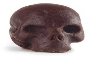 Crânes chocolat
