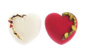 Les chocolatiers Nihant et Le Roux au service des amoureux