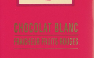 Tablette Blanc Fruit Rouge