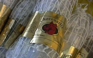 Choconaille, le saucisson au chocolat
