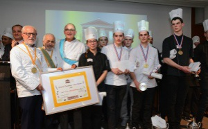 Coupe de France Jeunes Chocolatiers Confiseurs : Un moment de partage