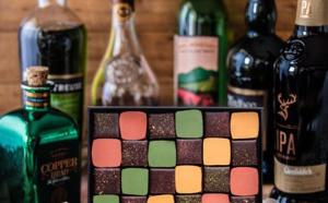 Edwart Chocolatier et les maisons de spiritueux s'unissent…