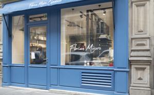 Florian Mésère a ouvert sa chocolaterie artisanale dans le 17e arrondissement.