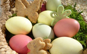 Recette des Oeufs de Pâques au Micro Ondes