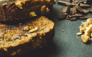 Recette de gâteau LE CHOCO BANANE