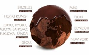 Salon du chocolat : un événement unique à ne pas rater.