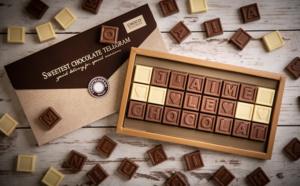 Chocotélégramme : un cadeau gourmand sur mesure