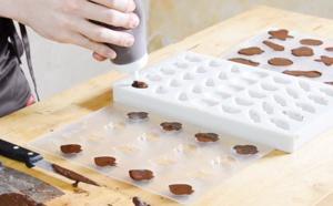La Technique du biberon pour vos fritures en chocolat