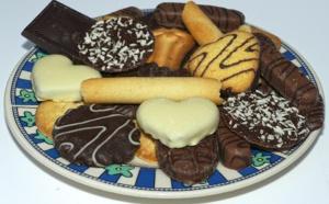 Biscuit à la Cuillère au Chocolat©