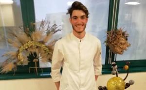 Daniel Branche : médaille d'or lors de la finale « un des Meilleurs Apprentis de France »