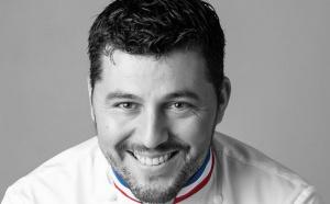 David Briand, M.O.F Pâtissier chez Valrhona