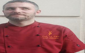Yvan le Pape chef Pâtissier du Palace Elysée présente son chocolat à la Havane
