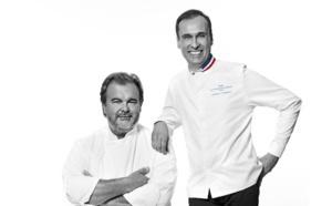 Une collaboration au sommet de la gourmandise avec des pâtisseries véganes