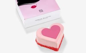 Des cœurs gourmands pour la saint valentin 2020 chez Fabrice Gillotte