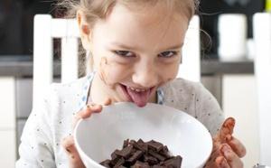 En finir avec les crises des enfants, surtout pour le chocolat !