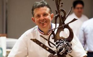 Stéphane Tréand, MOF et chocolatier international renommé
