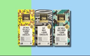 Endangered Species Chocolate et sa gamme au lait d'avoine