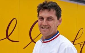 Alexandre Gye-Jacquot,  MOF 1996 et Chef de Production chez la maison Caffet
