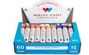 10 Millions de barres de chocolat aux intervenants de Santé