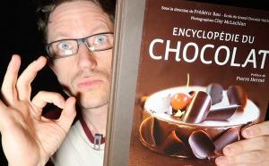 CONCOURS#4 🍫 Je vous offre le livre : L'Encyclopédie du Chocolat !