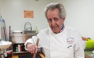 Jean Grollet, un retraité aux passions douces et sucrées