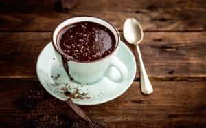 chocolat chaud végétalien