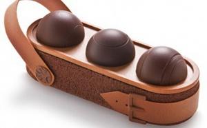 Vincent Guerlais fête les pères avec des gammes chocolatées très originales