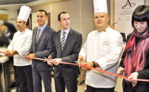 Barry Callebaut inaugure son premier CHOCOLATE ACADEMY™ center en Turquie