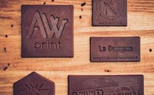 Communication originale et gourmande avec les CHOCOLATIERS D'ART & CIE
