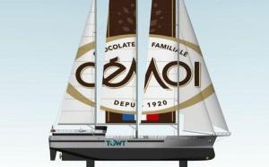 Le leader français du marché du chocolat transporte ses cacaos par voiliers