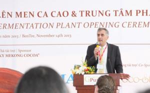 Puratos Grand-Place Vietnam confirme son engagement à l'industrie cacaoyère durable au Vietnam