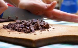 Le chocolatier Andrea Slitti