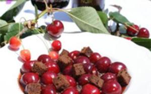 Recette VinoCacao® - Avec des Cerises … et du Chocolat !