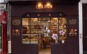 Chocolatier Patrice Chapon