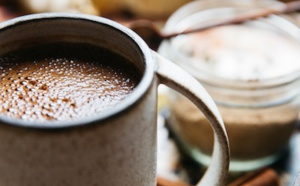 La recette du chocolat chaud à la cannelle