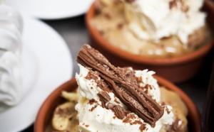 La recette de la crème vanille-chocolat