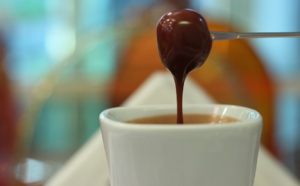 La recette du glaçage au chocolat Lait