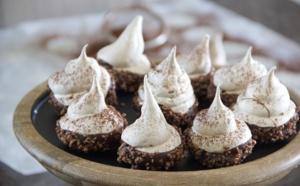 La recette de la meringue au chocolat