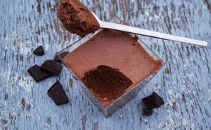 La recette de la mousse au chocolat
