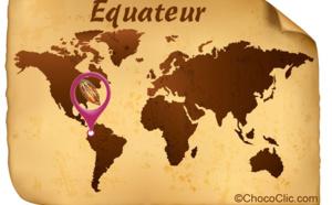 La provenance des fèves de cacao d'Equateur