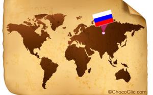 La Russie et le Chocolat