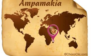 La provenance des fèves de cacao d'Ampamakia (Madagascar)