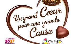 CÉMOI partenaire de la 26e édition du Téléthon les 7 et 8 décembre 2012