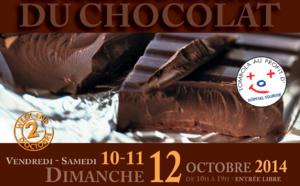 Le marché aux chocolats de Toulouse en France