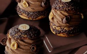 La gourmandise raisonnée chocolat, le Chou ORPHÉO par Pierre Hermé
