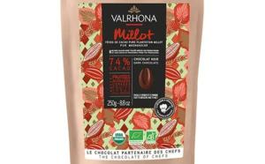 Le Nouveau chocolat noir Bio de Valrhona : pure plantation Millot 74% Bio