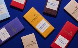 Moonstruck Chocolate annonce de nouvelles collaborations de barres de chocolat avec des artistes