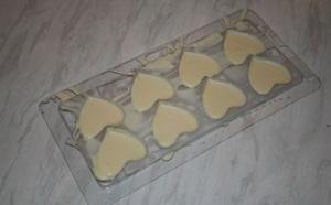 Les Moules chocolat en polypropylène  (souple)